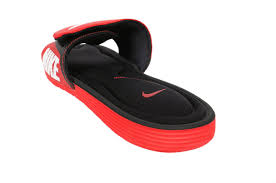 Nike Comfort Slide Nike Men U0027s Solarsoft Comfort Slide Sandals 705513 610 Red Black