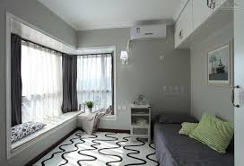 Bedroom Bay Window Furniture Minimalist Window Seat A Simple Element With Grand Value
