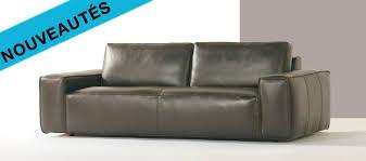 canapé confort superbe nouveau canapé modesto lignes avangardistes superbe