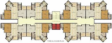 Typical Floor Plans Of Apartments Plans U0026 Layouts Flats In Mohali