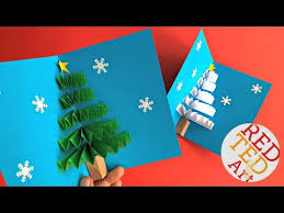 search result youtube video christmas paper puppet