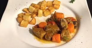 cuisiner le sauté de porc recette de sauté de porc à la basquaise dude i cook in