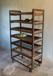 Bakers Rack Shelves Vintage Factory Shoe Rack 650 00 Via Etsy Diy Inspiration