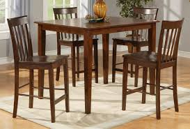 bust of square dining table for 4 perfect dining room ideas
