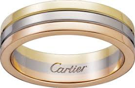 wedding band recommendations crb4052100 de cartier wedding band white gold yellow