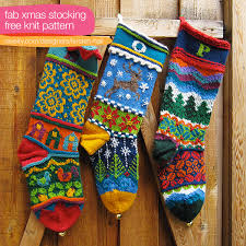 knitting pattern for christmas stocking free christmas in july gorgeous knit colorwork christmas stockings