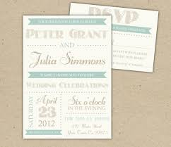 easy diy printable wedding invitations idea for free design