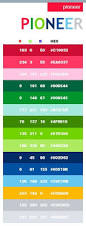 Color Suggestions For Website Best 25 Web Colors Ideas On Pinterest Flat Color Palette Hex