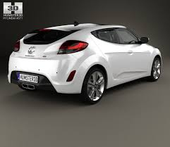 hyundai veloster 2014 interior hyundai veloster with hq interior 2014 3d model hum3d