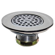 1 1 4 to 1 1 2 sink drain adapter 4 1 2 mobile home flat top shower drain strainer in chrome danco
