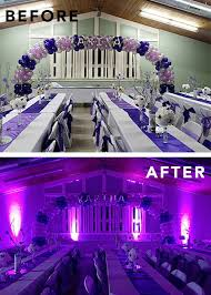 uplighting rentals wisconsin up lighting rental