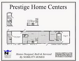 2 Bedroom Single Wide Floor Plans Single Wide Homes Many Plans Available Prestige Home Centers