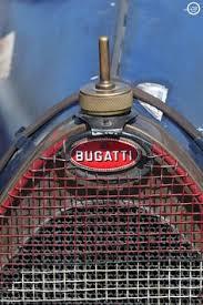 1930 bugatti type 43 supercharged sports ornament