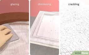 how to paint cabinets to look antique how to antique white cabinets 5 steps with pictures wikihow