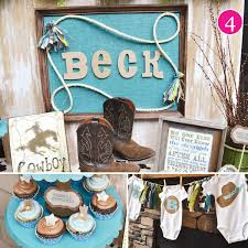 western baby shower cowboy theme baby shower western baby shower baby shower diy