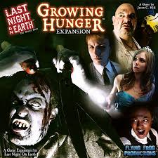 upc code for halloween horror nights 2012 amazon com last night on earth growing hunger expansion toys
