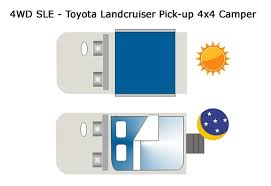 sle floor plan 4x4 hire sle toyota landcruiser equipped 4x4 rental in namibia
