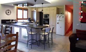 cuisine chartres ouverture d une cuisine sur les pièces à vivre respire habitat