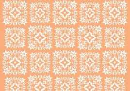 retro orange ornament photoshop pattern free photoshop brushes