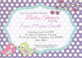 photo personalized owl baby shower invitations image