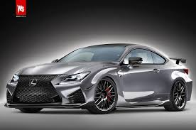 lexus coupe 2015 photo of the week wild speed u0027s lexus rc fs coupe rendering