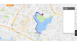 Sf Marathon Map Hip Hop Run Oakland Oakland Ca 2017 Active
