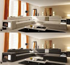 Modern Luxury Sofa Summit Sectional Sofa From Opulent Items Ihso00325