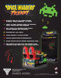keymasterusa space invaders frenzy now in production ships
