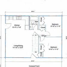 3 16x32 cabin floor plan slyfelinos 1632 house plans cost small 32 32 house plans studio design gallery best tearing 16 32 floor