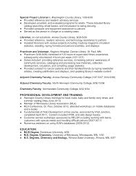 How To List Jobs On Resume by For Public Review Hiring Librarians Page 4