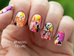nail designs for spring summer season