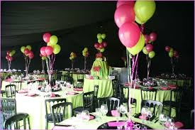 Patio Party Decorations 18th Birthday Party Decorations Ideas Home Design Ideas