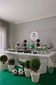 Soccer Theme Party Decorations 58 Best Football Party Ideas Images On Pinterest Birthday Party