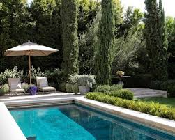 How To Plan Your Backyard How To Plan The Perfect Poolside Landscape Luxury Pools