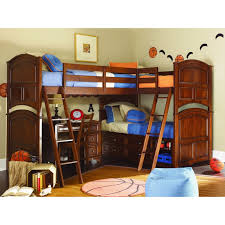 Best Bunkbed Ideas Images On Pinterest Triple Bunk Beds - Kids bedroom ideas with bunk beds