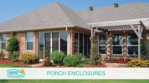 Patio Clear Plastic Enclosures by Porch Enclosures Enjoy The Outdoors In The Comfort Of An