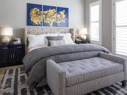Gray Bedroom Walls by Property Brothers At Home Hgtv