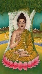 buddha the bodhi tree