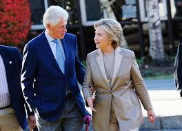 hillary and bill clinton to attend donald trump u0027s inauguration
