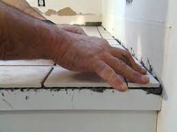 How To Install A Tile Backsplash In Kitchen by Install Tile Over Laminate Countertop And Backsplash How Tos Diy