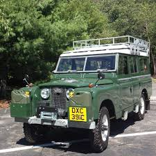 land rover series 3 4 door 1965 land rover 109 for sale 1865097 hemmings motor news