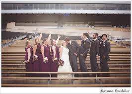 Photography Lafayette In by Ross Ade Stadium West Lafayette In Wedding Jacqui U0026 Nick