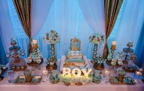 prince baby shower decorations baby shower ideas golden glamorous prince baby shower