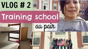 Au Pair Vlog  Cultural Care Training School YouTube - Au pair care family room