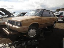 renault alliance 1987 junkyard find 1985 renault encore the truth about cars
