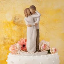 willow tree wedding cake topper willow tree together cake topper figurine brand willow tree g18689