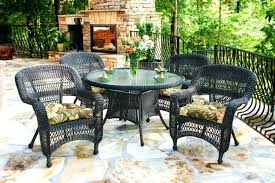 outdoor wicker dining table wicker dining sets shop wicker patio dining sets wicker patio dining