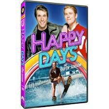 happy days season 5 dvd cbs store