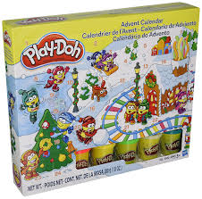 amazon com play doh advent calendar discontinued by manufacturer