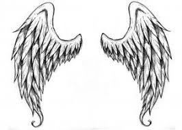 26 best angel tattoo images on pinterest angels tattoo drawings